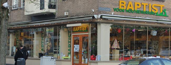 Baptist voor Houtbewerkers