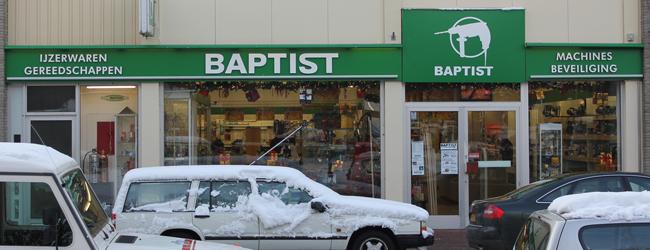 Baptist IJzerwaren en Gereedschappen