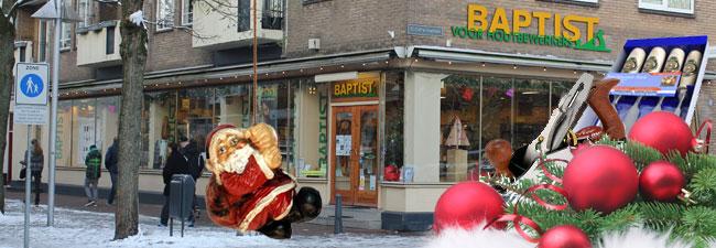 Kerst bij Baptist