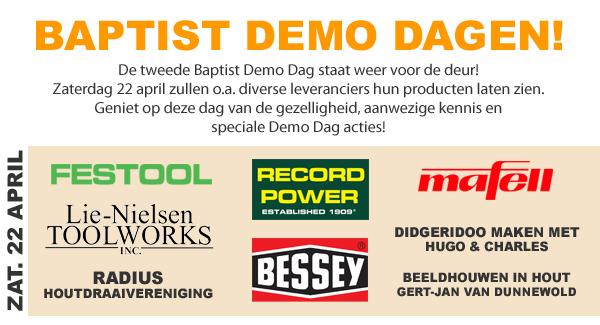 Demo Dag 22 april