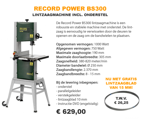 Record Power BS300