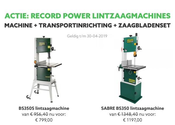 Record Power voorjaarsacties