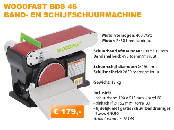 Woodfast BDS46