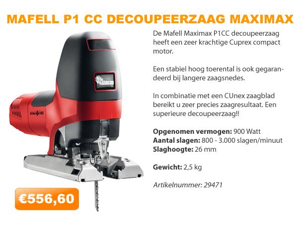 Mafell P1 CC
