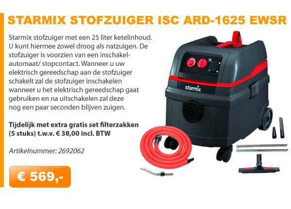 Starmix ISC ARD-1625 EWSR