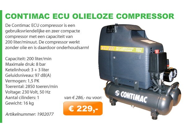 Contimac compressor ECU