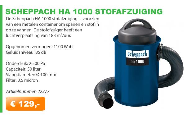 Sheppach HA 1000