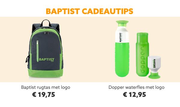 Baptist cadeautips