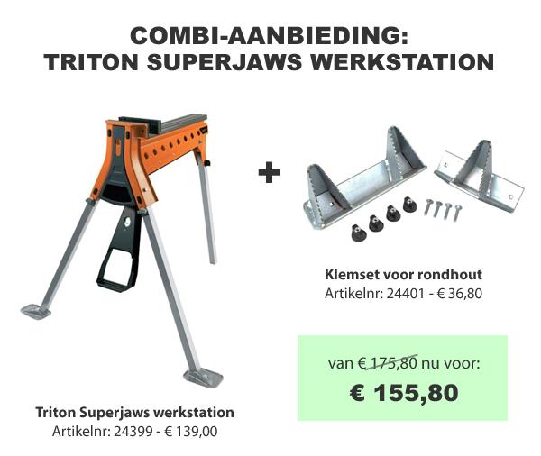 Triton superjaws