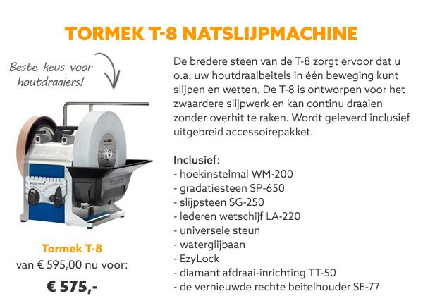 Tormek T8