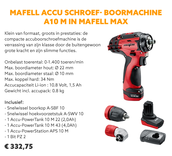 Mafell A10 M