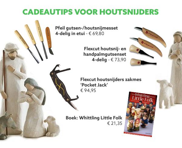 Cadeautips houtsnijders