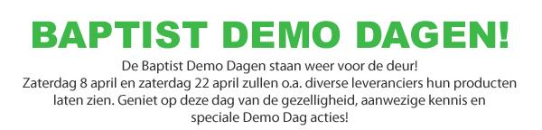 Baptist Demo Dagen