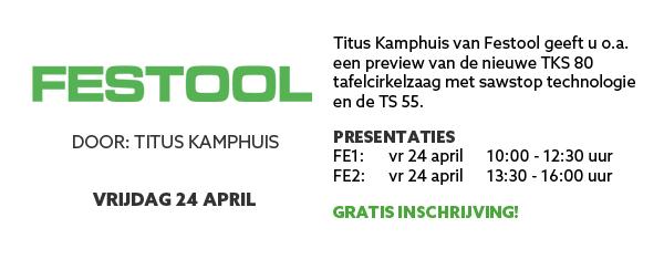 Presentatie Festool