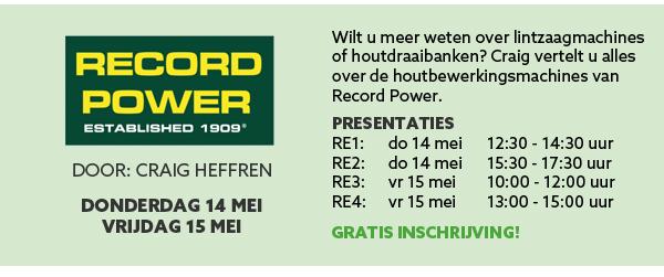 Presentatie Record Power