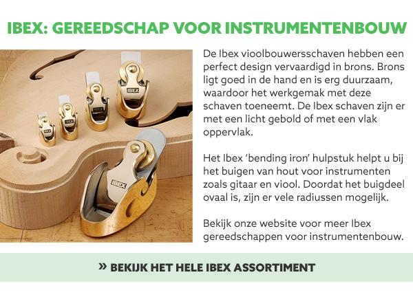 Ibex gereedschappen