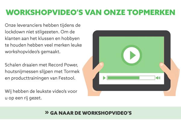 Workshopvideos leveranciers