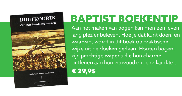 Baptist boekentip