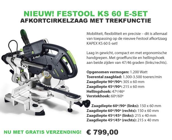 Festool KS 60