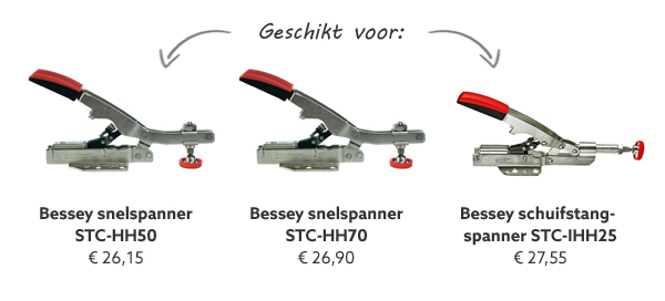 Bessey snelspanners