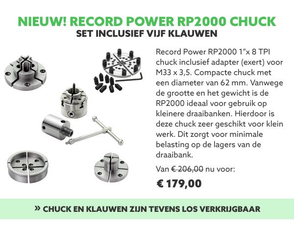 Record RP2000 chuck