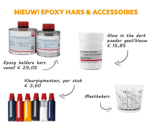 Epoxy hars