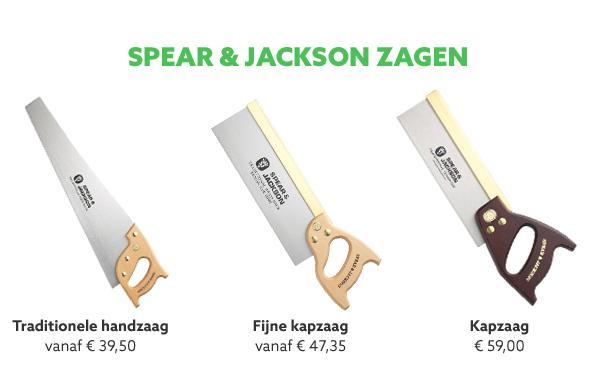 Spear and Jackson zagen