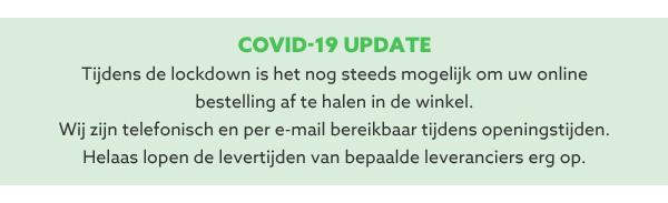 Informatie over Covid-19