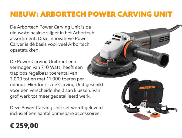 Arbortech Power Carving Unit