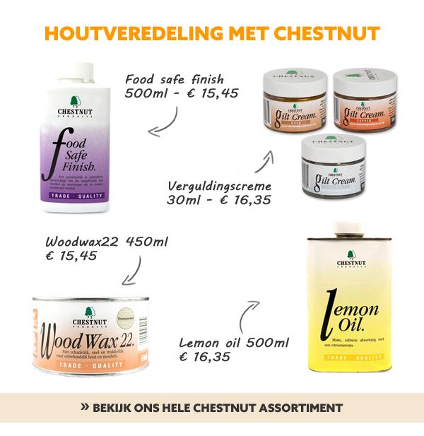Chestnut producten