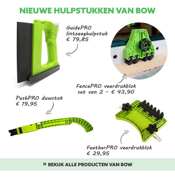 Bow products hulpstukken