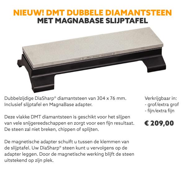 DMT DiaSharp MagnaBase