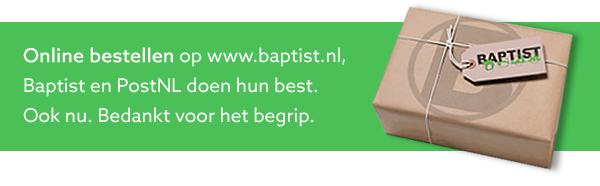 Baptist homepagina