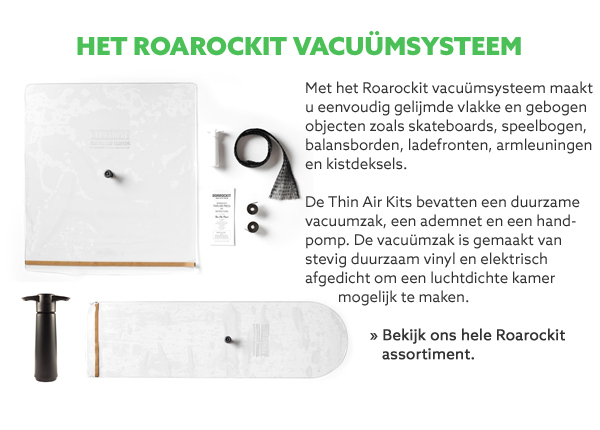 Roarockit vacuumsysteem