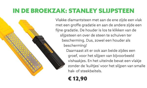 Stanley slijpsteen