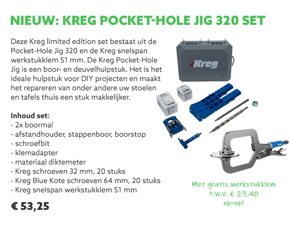 Kreg Pocket Hole Jig
