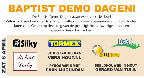 Demo Dag 8 april 2017