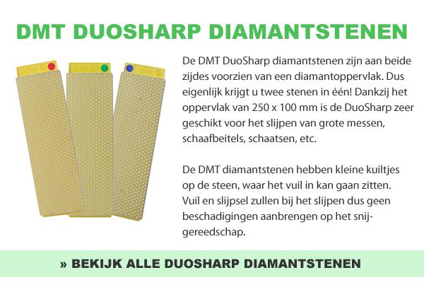 DMT DuoSharp diamantstenen