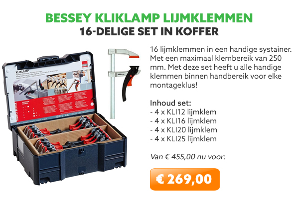 BEssey Kliklamp set