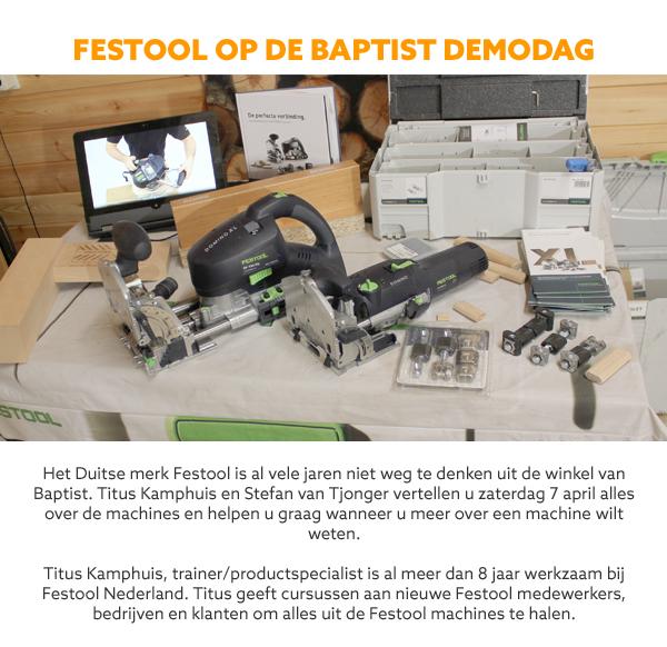 Festool Demodag