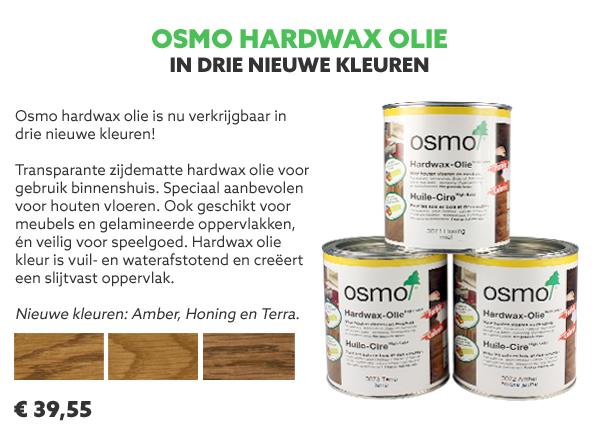 Osmo hardwax olie