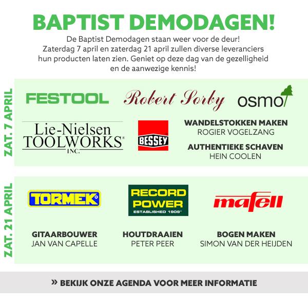 Baptist demodagen