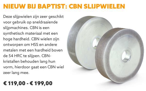 CBN slijpwielen