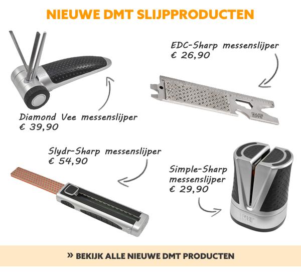 DMT slijpproducten