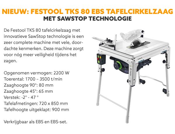 Festool tks80