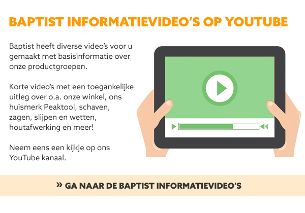 Baptist op YouTube