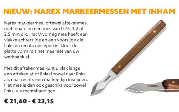 Narex markeermessen