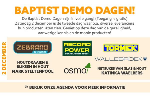 Baptist Demo Dag