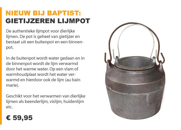 Lijmpot