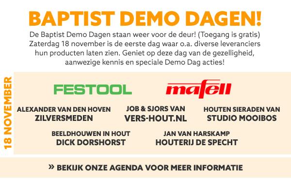 Demo Dag 18 november